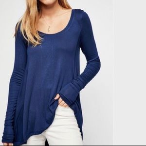 Free People January Top Small